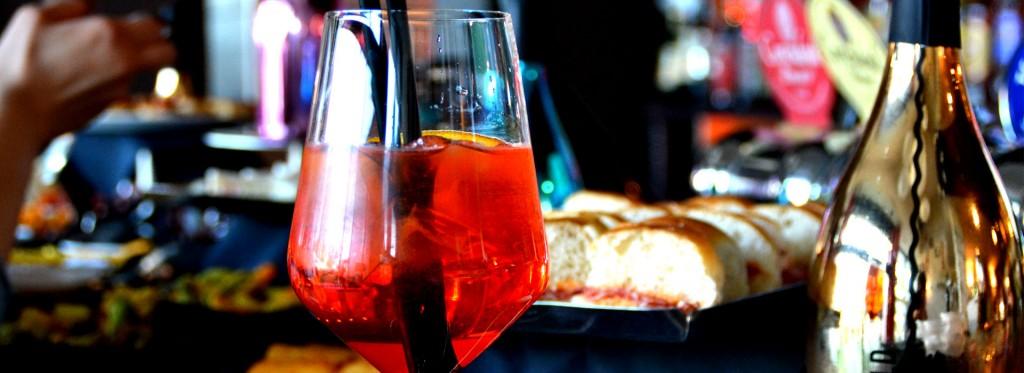 Just Gusto Lab Legnano aperitivo apericena buffet