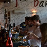 Just Gusto Lab Legnano apericena domenicale con buffet